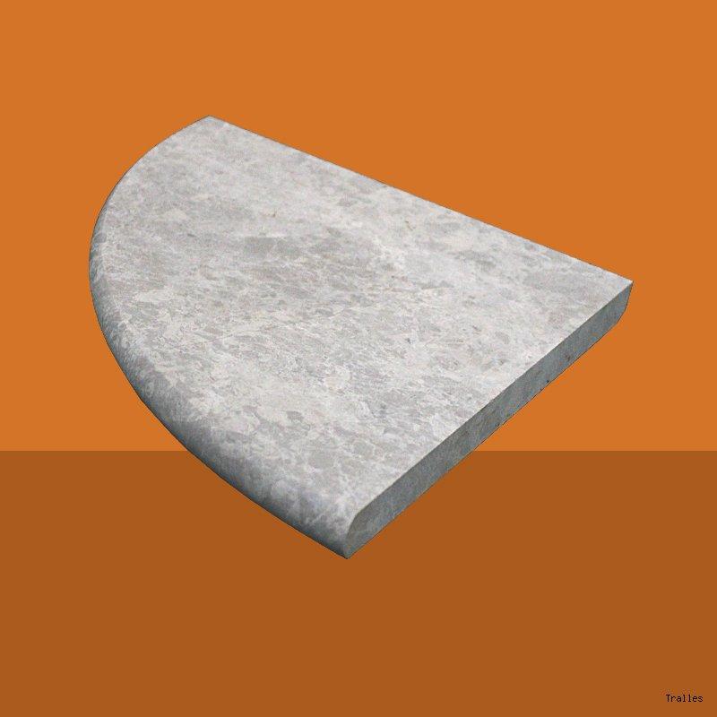 Tundra Grey Corner